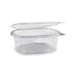 Egybefedeles Gastro műanyag ovális 1000 ml [ 50 db/cs ] [ 8 cs/# ]