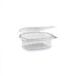 Egybefedeles Gastro műanyag ovális 250 ml [ 50 db/cs ] [ 12 cs/# ]