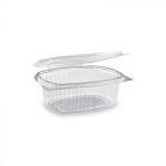 Egybefedeles Gastro műanyag ovális 500 ml [ 50 db/cs ] [ 9 cs/# ]