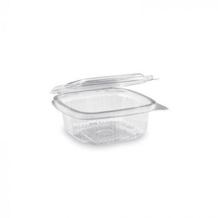 Egybefedeles Gastro műanyag szögletes 250 ml [ 50 db/cs ] [ 12 cs/# ]