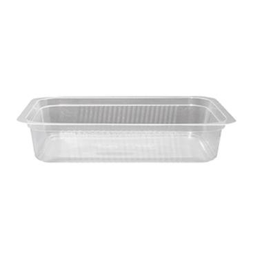 Fóliázható szögletes műanyag doboz VT 650 ml PP [ 175 db/cs ] [ 4 cs/# ]