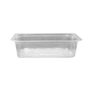 Fóliázható szögletes műanyag doboz VT 850 ml PP [ 150 db/cs ] [ 4 cs/# ]
