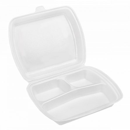 Habdoboz HP4/3 osztott 2K (240 x 205 x 75 mm) [ 50 db/cs ] [ 200 db/# ]