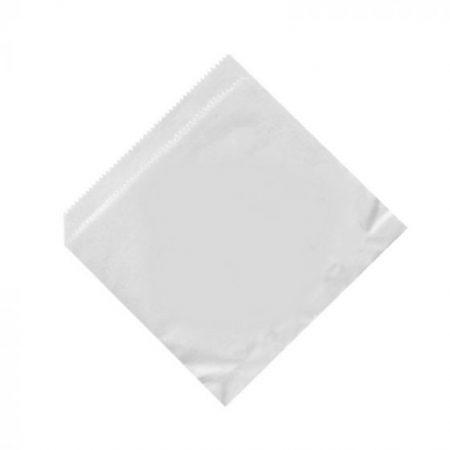 Hamburger/gyros/pita papírtasak fehér (15 x 15 cm) [ 200 db/cs ] [ 35 cs/# ]