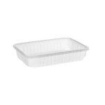 Import műanyag szögletes alj 500 ml VT PP [ 50 db/cs ] [ 12 cs/# ]