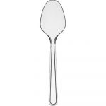 Spoon water-clear plastic Superior (50 pcs/pck) (40 pck/ctn)