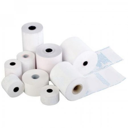 Cash register roll, thermal paper (57 x 30 mm) (10 pcs/pck) (10 pck/ctn)