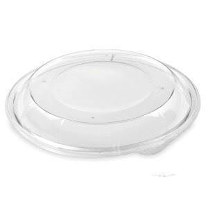 Salátás tető műanyag 500-600 ml  Snap On-hoz vt [ 50 db/cs ] [ 12 cs/# ]