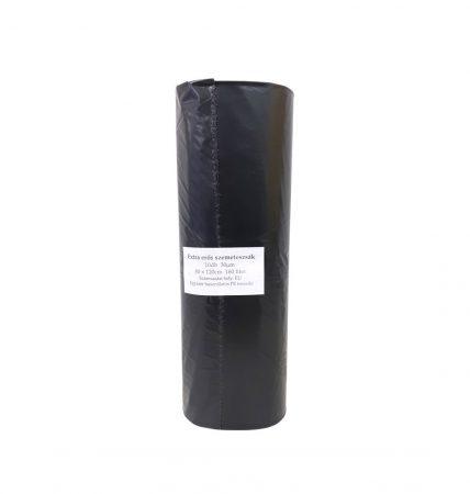 Szemeteszsák (80*120 cm) 160 l erős [ 10 db/cs ] [ 25 cs/# ]