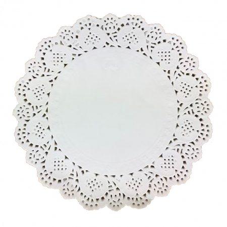 Tortacsipke kerek 32 cm [ 100 db/cs ]