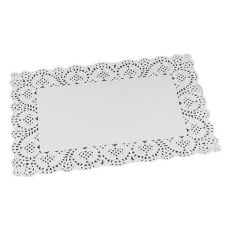 Cake lace square (30 x 43 cm) (100 pcs/pck)