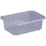 Varia  mini szögletes alj VT PVC 270 ml [ 50 db/cs ] [ 16 cs/# ]
