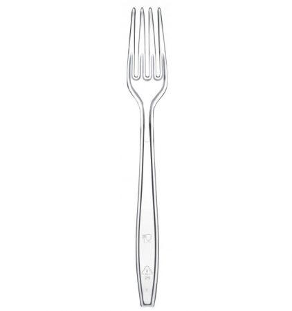 Villa víztiszta műanyag superior [ 50 db/cs ] [ 40 cs/# ] többször használható