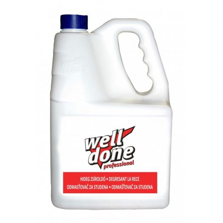 Well Done cold degreaser 5 liter