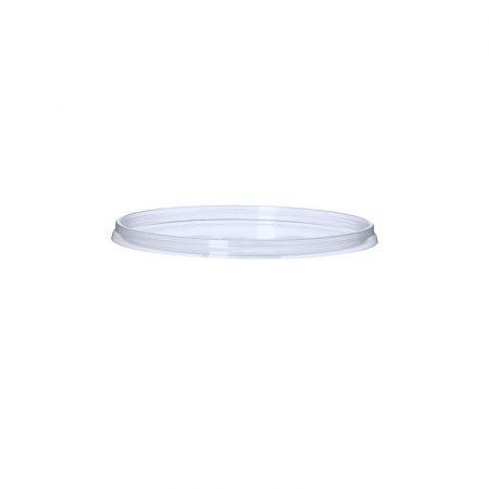 Warranty-locked round lid to 365 ml PP (200 pcs/ctn)