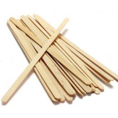 Fa teakeverő pálcika 14cm [1000 db/cs][10cs/# ]