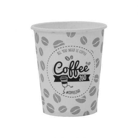 """Paper cup """"PM"""" 2 dl (50 pcs/pck) (20 pck/ctn)"""
