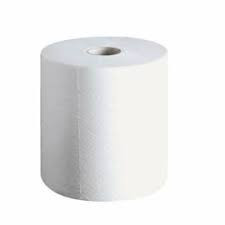 Paper hand towel industrial 100% cell, 2 layers, 26 cm (2 pcs/pck)