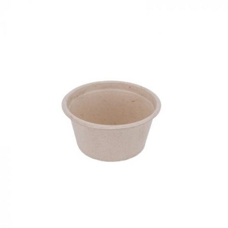 Öko szószos tálka 60 ml komposztálható [ 50 db/cs ] [ 20 cs/# ]